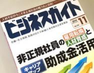 月刊ビジネスガイド